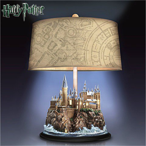 Harry Potter Table Lamps